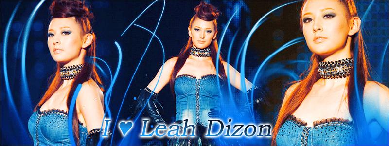 I love Leah Dizon